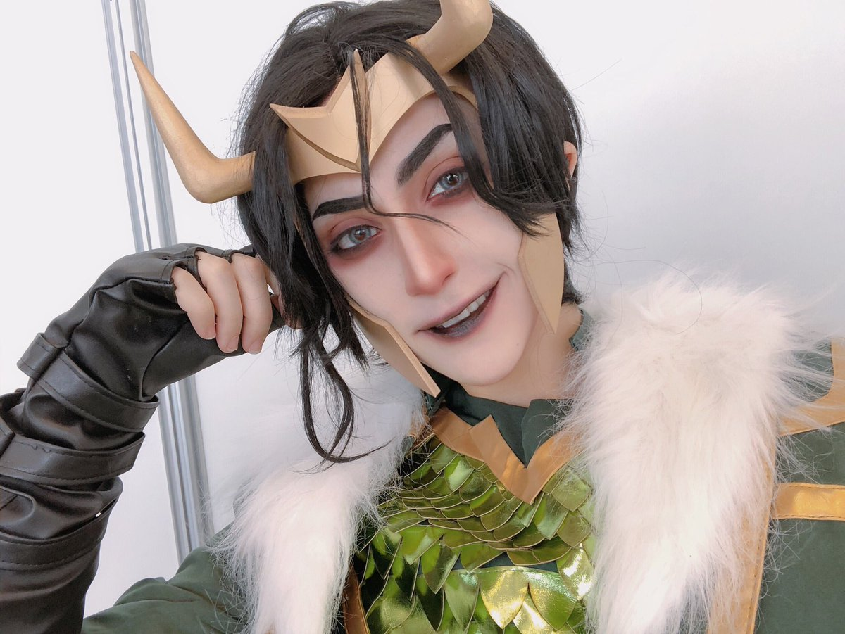 ナイト On Twitter Debut Of My Loki Agent Of Asgard Free Comic Book Day 2018 Ver More Soon