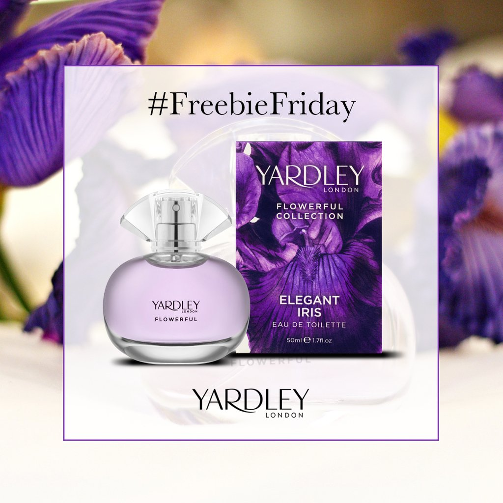 Todaymarks the first day of Summer so we're giving away Elegant Iris from the Flowerful Collection for #FreebieFriday  To win simply follow the steps below:⁣ ⁣ 1) 'Follow' our page⁣ 2) RT 3) Tag as many people as you can in the comments UK residents only!⁣ ⁣ Good luck!⁣ <br>http://pic.twitter.com/AEv8P35rzU