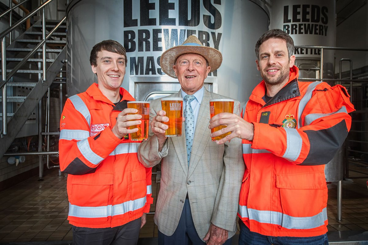With the @cricketworldcup heading to Yorkshire, it's the perfect time to shout about a brilliant new Pale Ale released by @TheLeedsBrewery, Boycott's Best. Launched in collaboration with @GeoffreyBoycott & @YorkshireAirAmb, the ale will help raise money for this amazing charity.