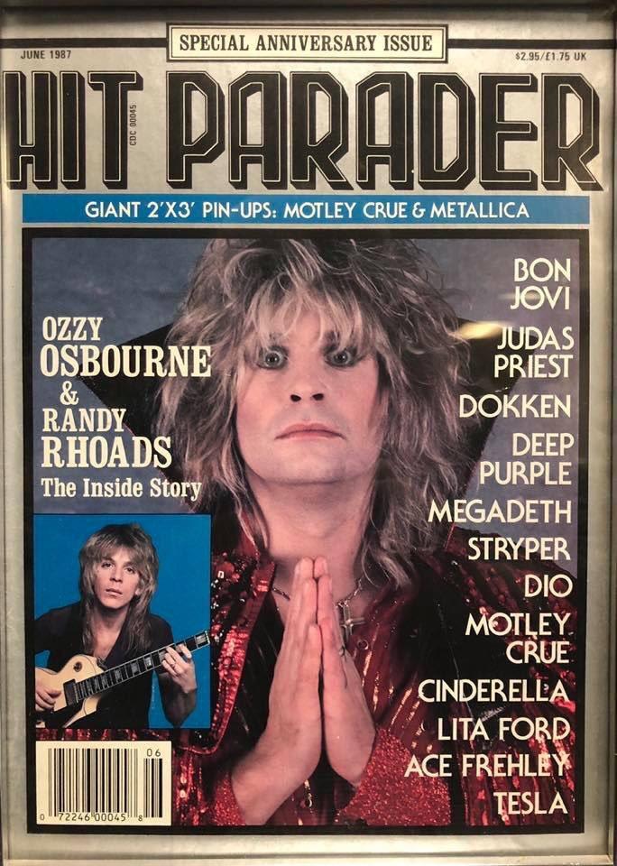 June 1987 Hit Parader Magazine  #fbf <br>http://pic.twitter.com/DZnAZejNAm