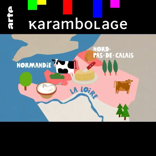 En matière de cuisine, tout ne baigne pas dans l'huile entre les partisans de cette dernière et les partisans du beurre ⤵ http://so.arte/Karambolage