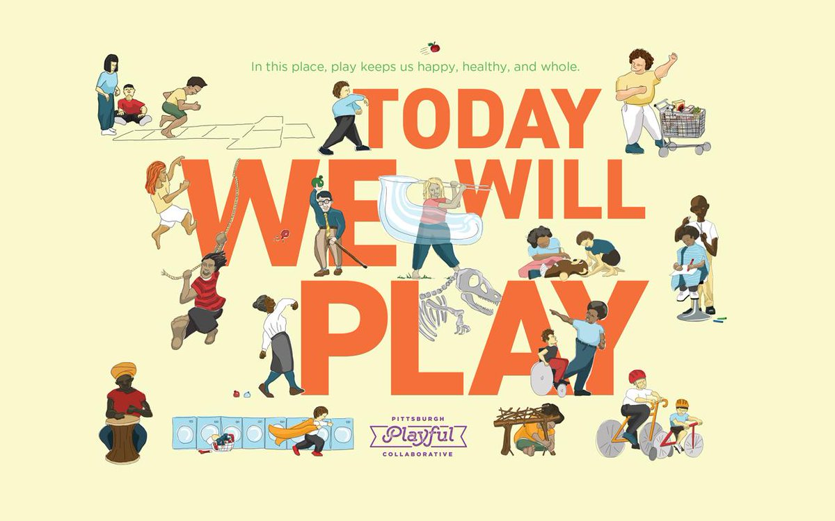 Today we will play! #PlayForChange