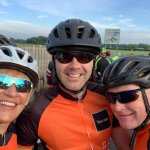Tour De Torsion 4 - Great Yorkshire Bike Ride 2019. Thank you to all of you who have sponsored our #TeamTorsion cyclists!! There was a huge sense of pride and achievement from all our riders upon crossing the finish line. Sponsor us at https://t.co/p8DQBPE7lU