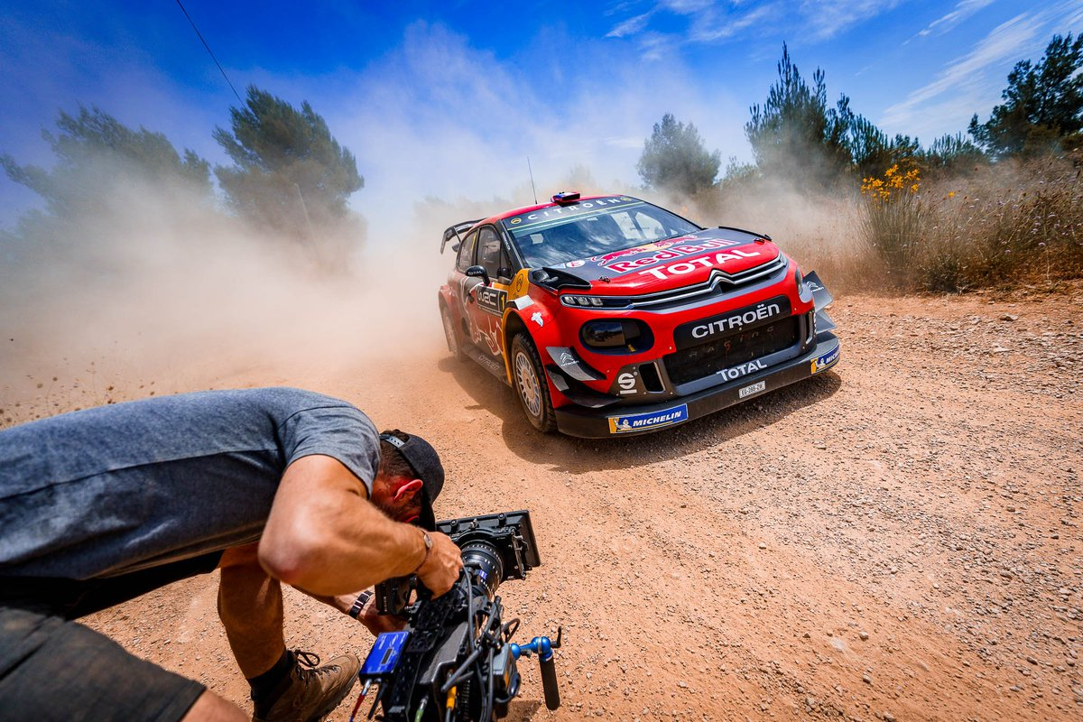 Sébastien Ogier Extreme E WRC