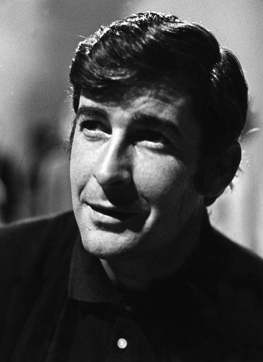 #OnThisDay 1968: The Dave Allen Show was first broadcast.