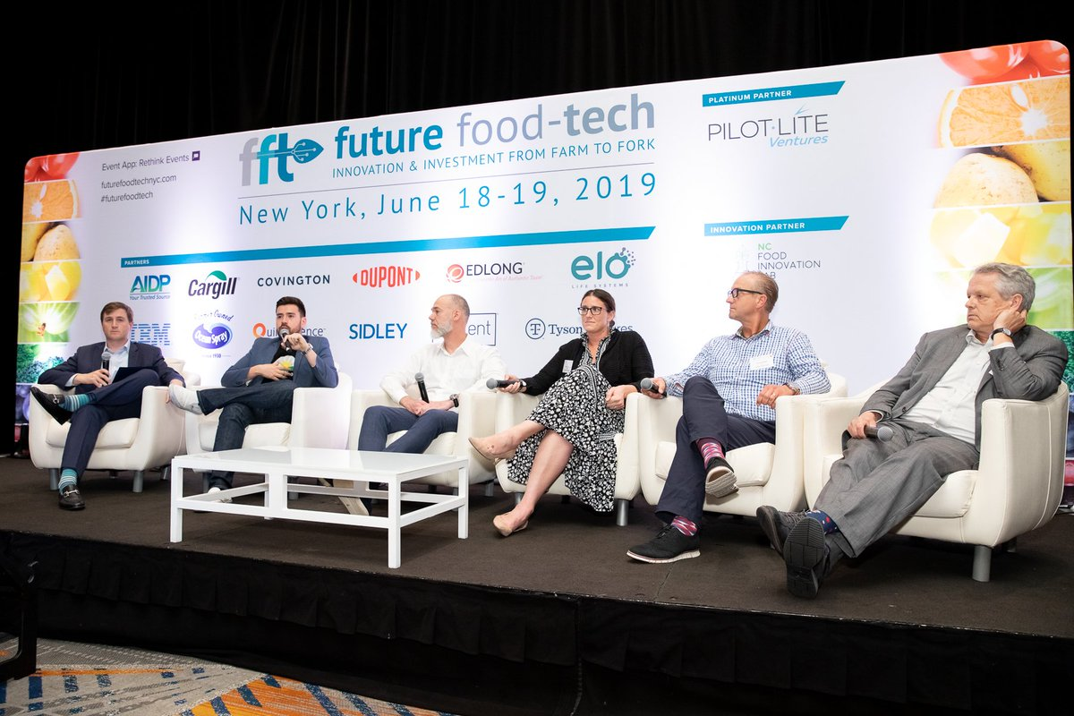 Media Tweets by Future Food-Tech (@foodtechinvest) | Twitter