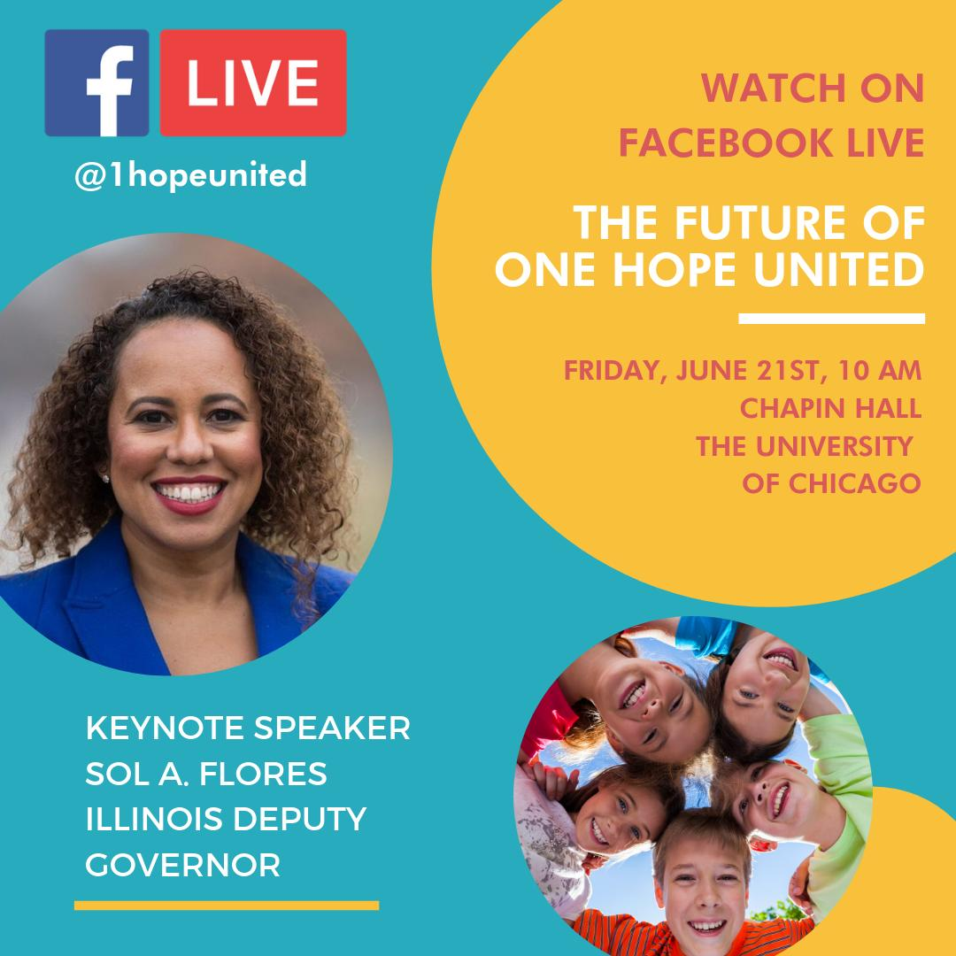 test Twitter Media - Watch OHU's Annual Meeting on Facebook Live. We will start streaming at 10am CST.  Click the view the livestream @1hopeunited on Facebook here https://t.co/4yEViEBQWv https://t.co/vkca1CLVbG