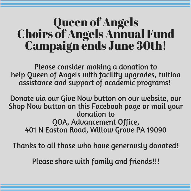 Queen of Angels (@qoa_school) | Twitter