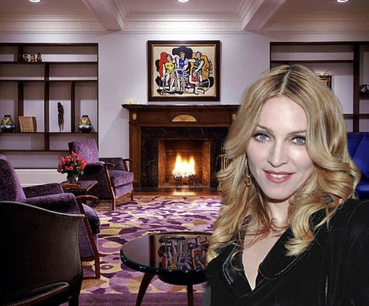 Madonna, Grant Hill, Brad Pitt, and Jay Z all have amazing art collections #celebrity #art #artcollection #BradPitt #JayZ #GrantHill http://ow.ly/jC5b30oR07X