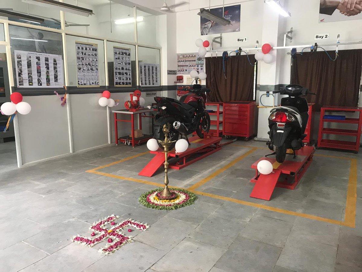 Honda inaugurates three new Skill Enhancement Centres in Gujarat