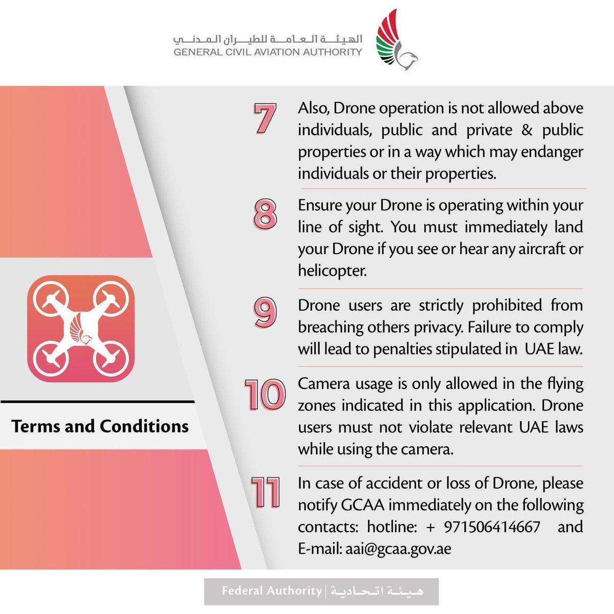 GCAA UAE on Twitter:
