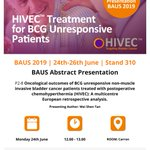 Image for the Tweet beginning: #HIVEC #HIPEC @CombatCancer #BAUS19 Looking