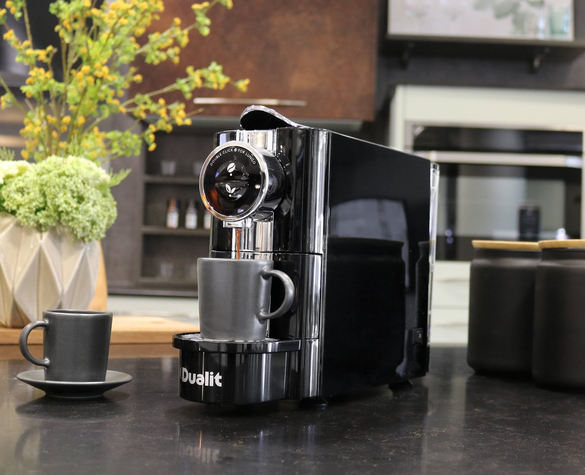 It's #FreebieFriday  We're giving away a Dualit Coffee Machine  For the chance to #WIN simply Follow our account, Like & Re-Tweet this post telling us how many coffees you drink a day?   The competition will run over the weekend and we will be announcing our winner on Monday!<br>http://pic.twitter.com/xtsVPOb0bT