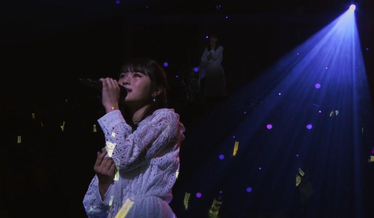 渋谷凪咲「憧れの柏木由紀さんの『夜風の仕業』上がりました!へたっぴですがよかったら聞いて下さい」