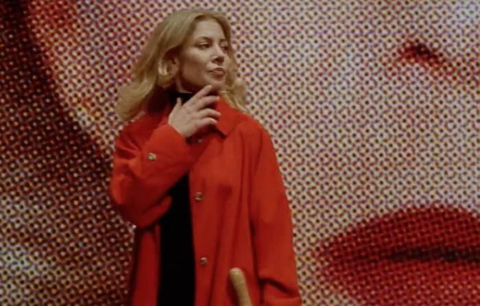 An montage of #PedroAlmodovar's infatuation with the color red 🔴  https://t.co/h7K6x6BSnR https://t.co/ApMFCzy98G