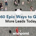 Here are 60 Epic Ways to Get More Leads Today. https://t.co/Myx4btnLzi