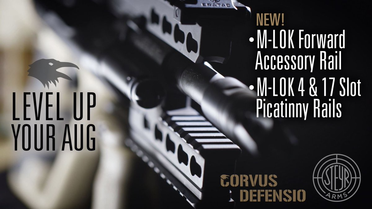 NEW Corvus Defensio parts have arrived! Looking for even