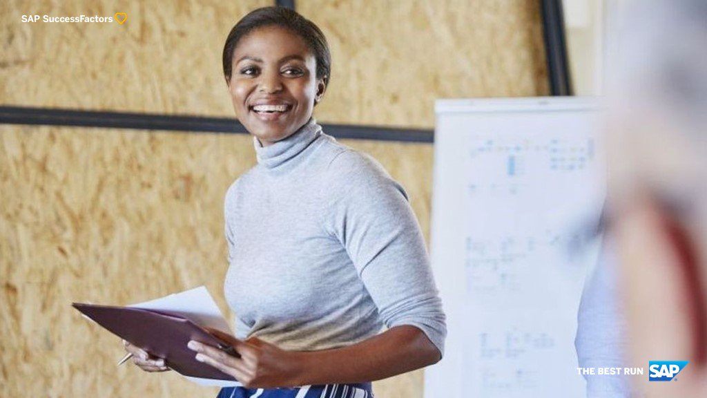 Align #employee goals to business targets, recognise top talent, and improve workforce performance.  Watch the webinar - http://sap.to/6019EqAzN