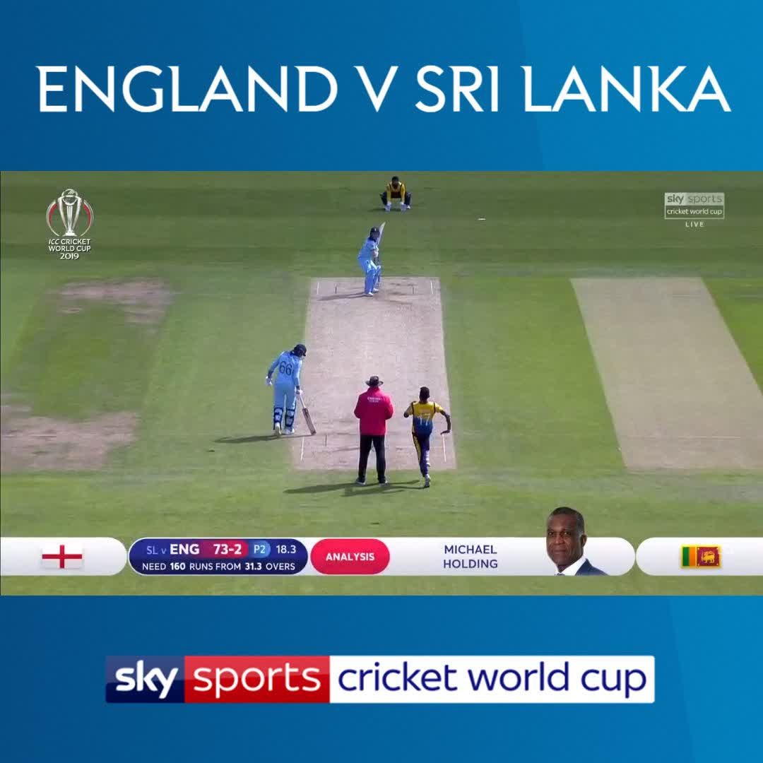 Sri Lanka beat England by 20 runs: Cricket World Cup 2019 – as it