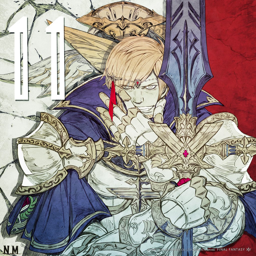 11 days to go until the launch of #FFXIV Shadowbringers!