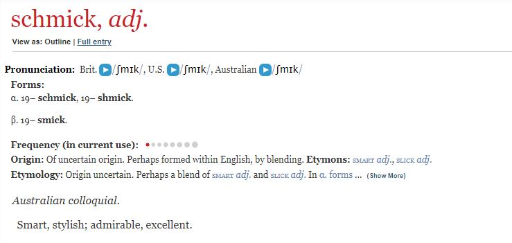 The OED on Twitter: