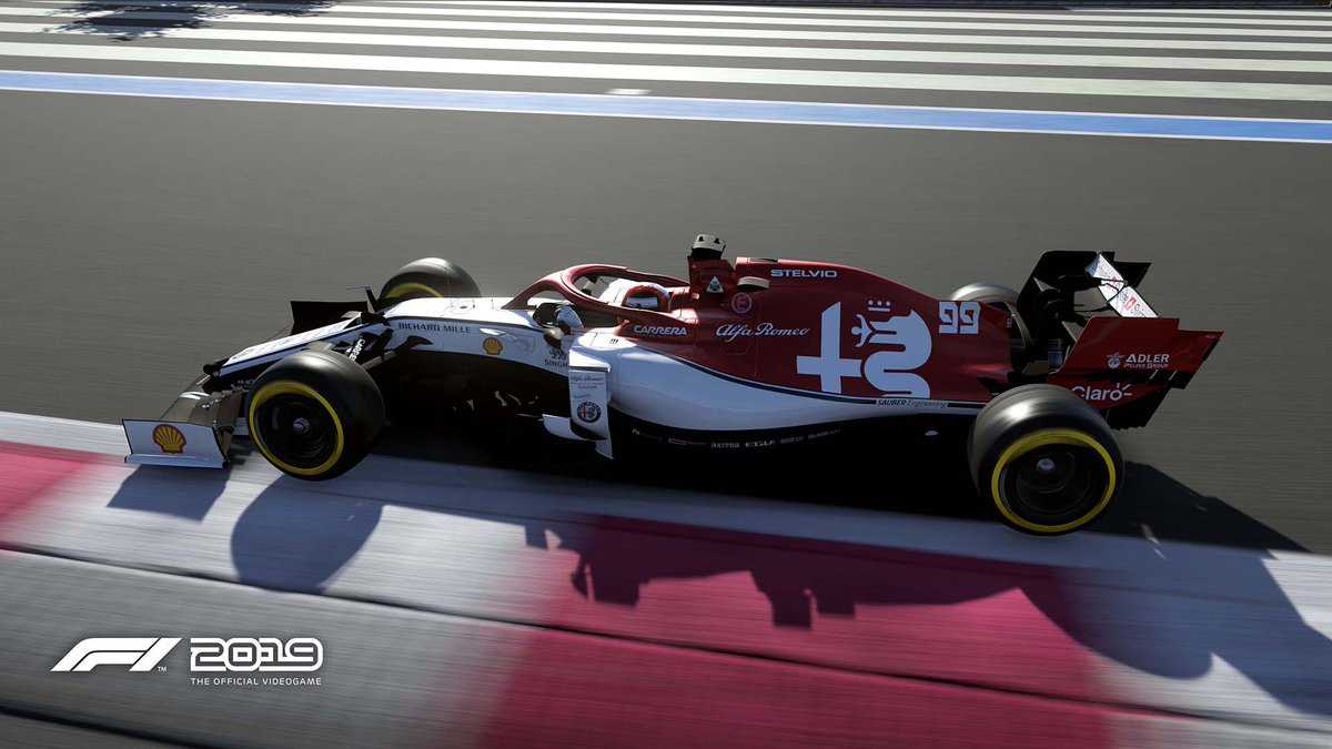 Formula 1 Game On Twitter What A Fridayfeeling We Ve Had Today Reading All The Reviews Let S Make It Even Better With Some F1 2019 Screenshots Ahead Of The Frenchgp Check