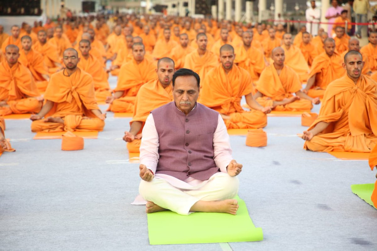 Gujarat government to set up state Yoga Board