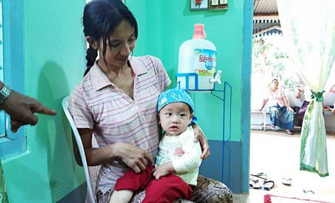 #Myanmar – Fr Giacomin Clinic in Anisakan re-opened https://t.co/G8JEBM7Aby https://t.co/BhHZFoUpq2