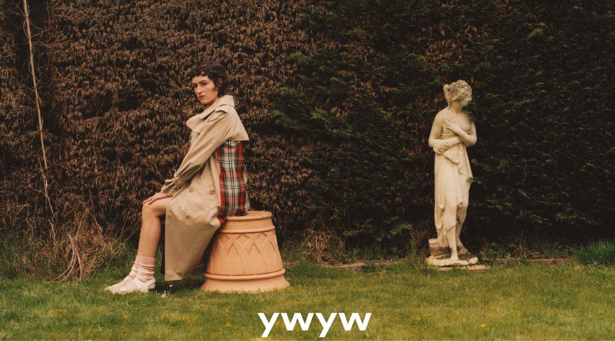 http://www.ywywmagazine.com/2019/05/22/suburbia/… #ywywmagazine #ywyw #editorial #photography #jackjohnstone #fashion #tonicaroline #akeup #emilyporter #hair #linneanordberg #photoassistant #ollieradford #model #maude at #thehive