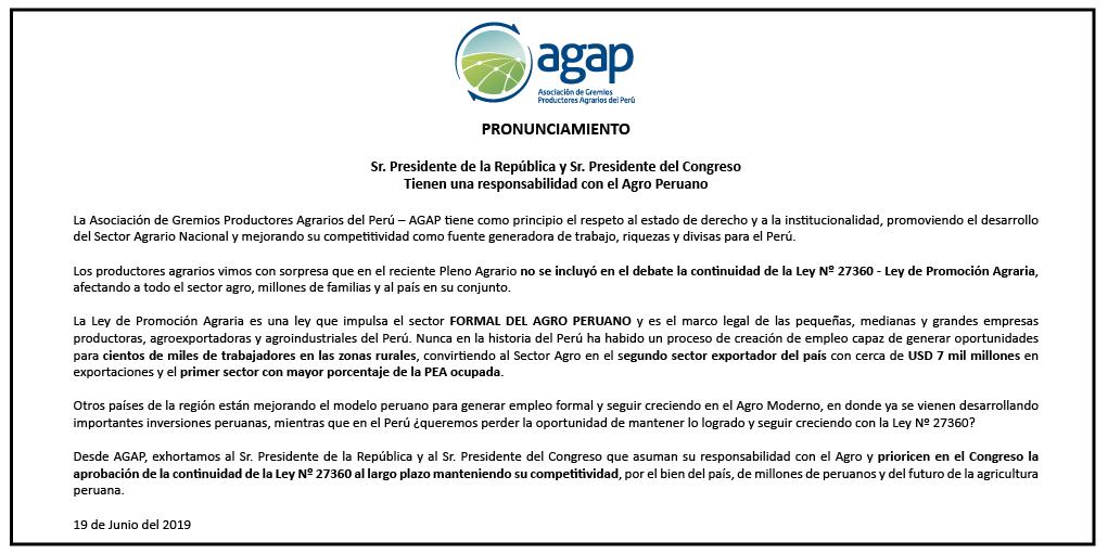 Agroperuano Hashtag On Twitter