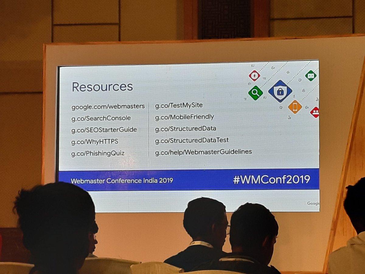 googlewebmasterconference2019 hashtag on Twitter