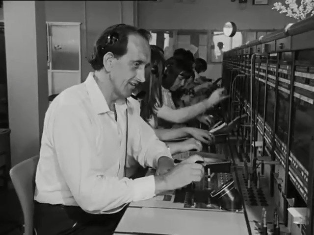 """#OnThisDay 1973: """"It's a milk and honey world, unpolluted by current literary demands of antiheroes, seaminess, and violence.""""  Nationwide rang romance writer Adelina Lindsay (aka switchboard operator Patrick Lane) for an update. Would Doris get together with flashy Derek?!"""