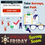 Image for the Tweet beginning: #FraudFriday #LASD warns consumers of