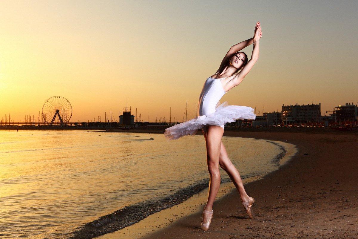 Красивые картинки девушек балерин