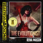 Image for the Tweet beginning: The Evolutionist, @RenaMason88's Bram Stoker
