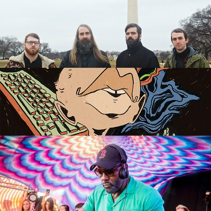#NewMusicFriday: We're #stoked about these fresh new releases today:   An Obelisk - @TitusAndronicus  LippHead - (@blockhead & @eliotlipp) The Yardie Mixtape - @idriselba   What are you listening to this weekend?