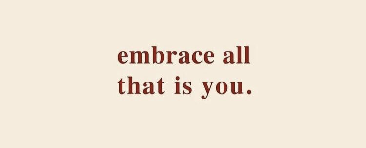 Embrace all that is you!  I feel like some times we have to remind our selves of what we are, what feeds our soul and what drives us instead of trying to be something we're not.  What makes you, You?  #fridaywisdom #liftpeopleup #onlinebusiness  #friend<br>http://pic.twitter.com/KuDPIPOamZ