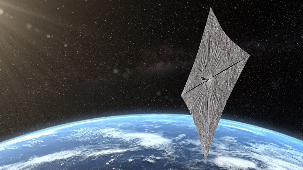 Crowdfunded spacecraft LightSail 2 prepares to go sailing on sunlight https://tcrn.ch/2Fn8VqU