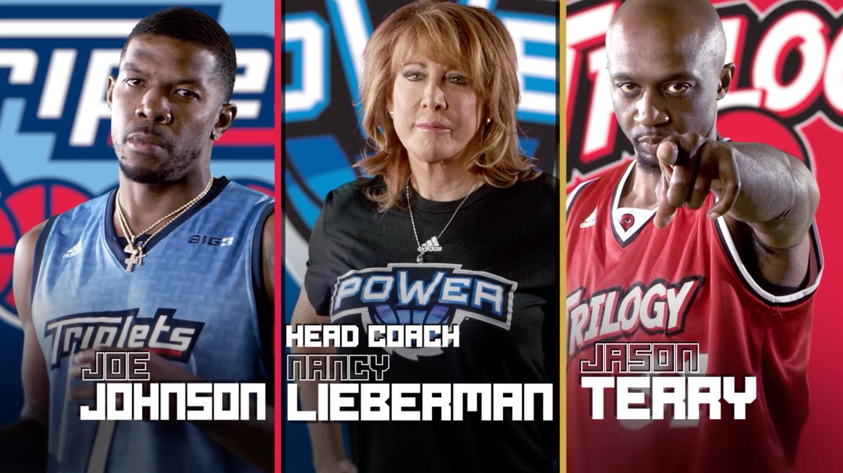 It's a great day for some 3-on-3 hoops.  @thebig3 comes to CBS and @CBSSportsNet tonight.