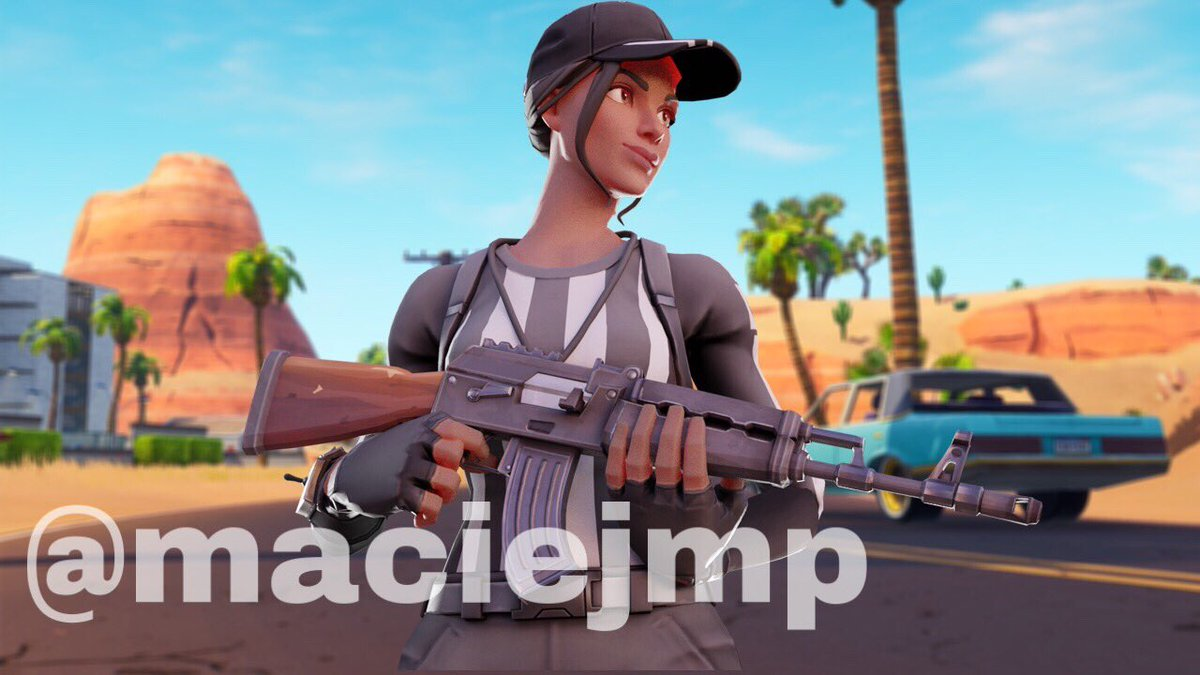 If you want a fortnite thumbnail just dm me I do cheap  #fortnitethumbnail #GFXDesigner #Fortnite #creatorcode #TeammocKRC #sfmfortnite #blenderfortnite https://t.co/jVzGZwCFcp
