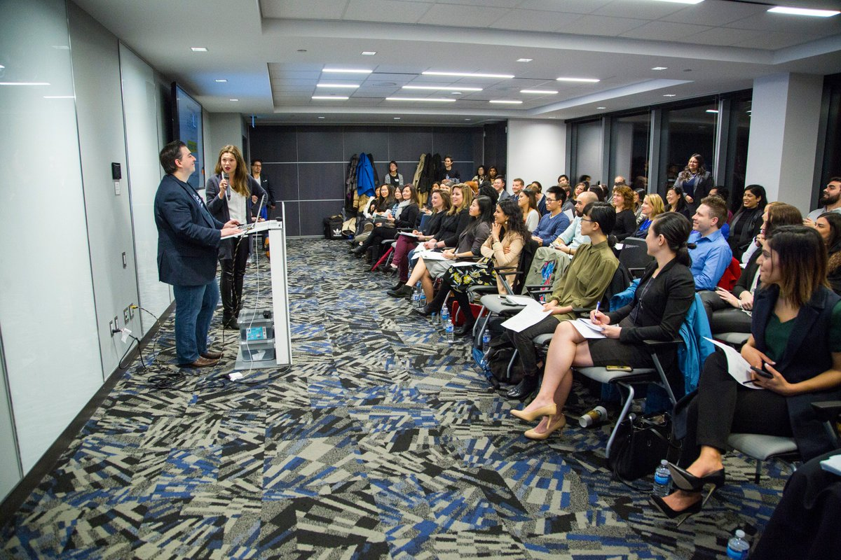 """Missed the #PitchNight on June 18th? Join us for the next Vancouver Pitch Night in partnership with @Startup_YVR July 4th at """"Terminal""""(580 Granville St). Register to pitch http://bit.ly/2E3puYg or attend http://bit.ly/31PzP44"""