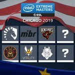 Image for the Tweet beginning: All 6 invited teams are