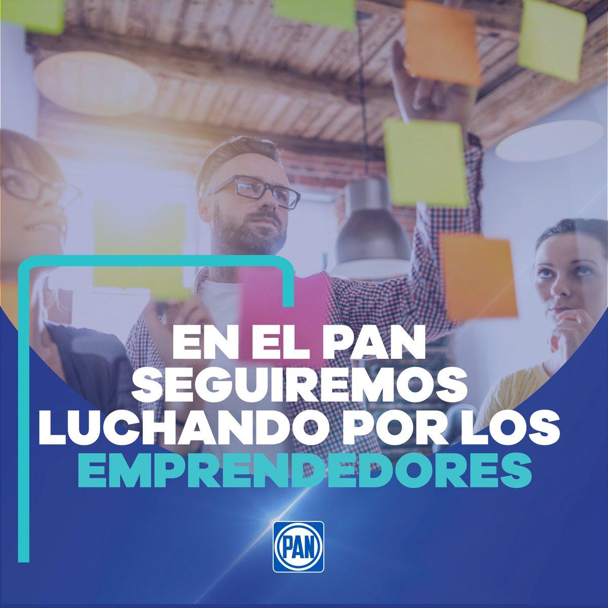 Morena da otro golpe a la ciudadanía al desaparecer el #INADEM. Millones de jóvenes, mujeres, pequeños y medianos empresarios se quedan sin apoyo para emprender un negocio y generar empleos, que es lo que #México necesita. En el #PAN seguiremos luchando por los emprendedores.