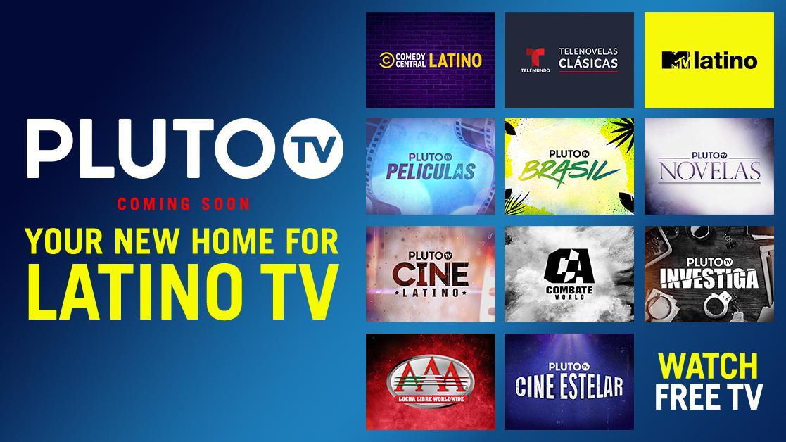 Pluto TV on Twitter: