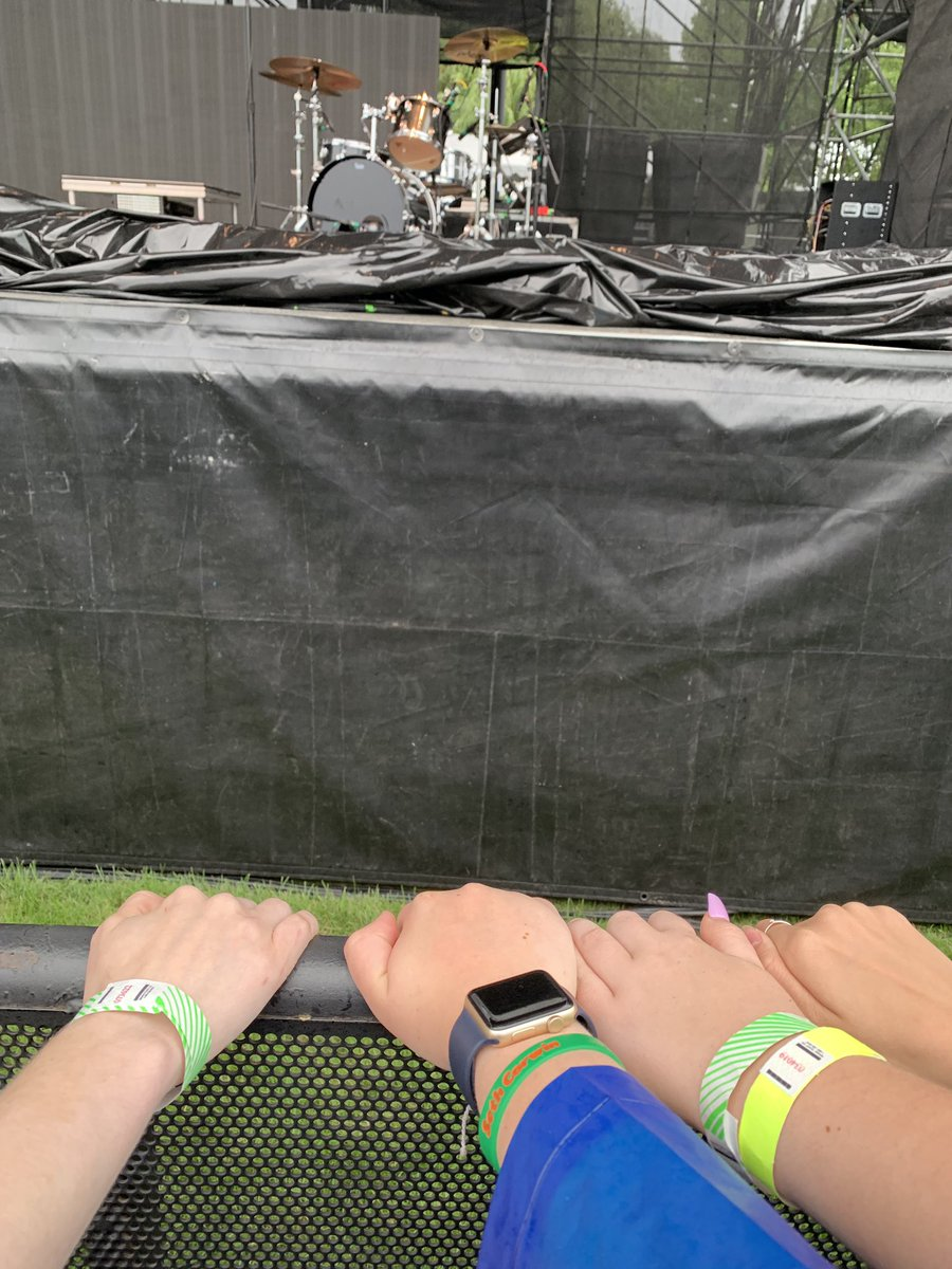 rt for barricade at your next concert