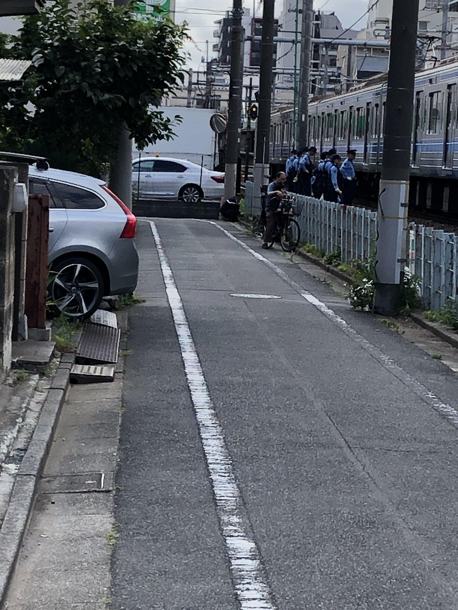 池袋線で人身事故「肉片がバラバラ」東長崎駅-椎名町間で接触し騒然