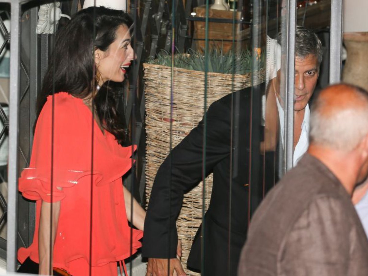 Amal Clooney Style on Twitter: