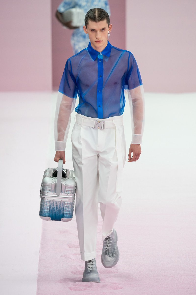 Dior Men Spring 2020. you're welcome.
