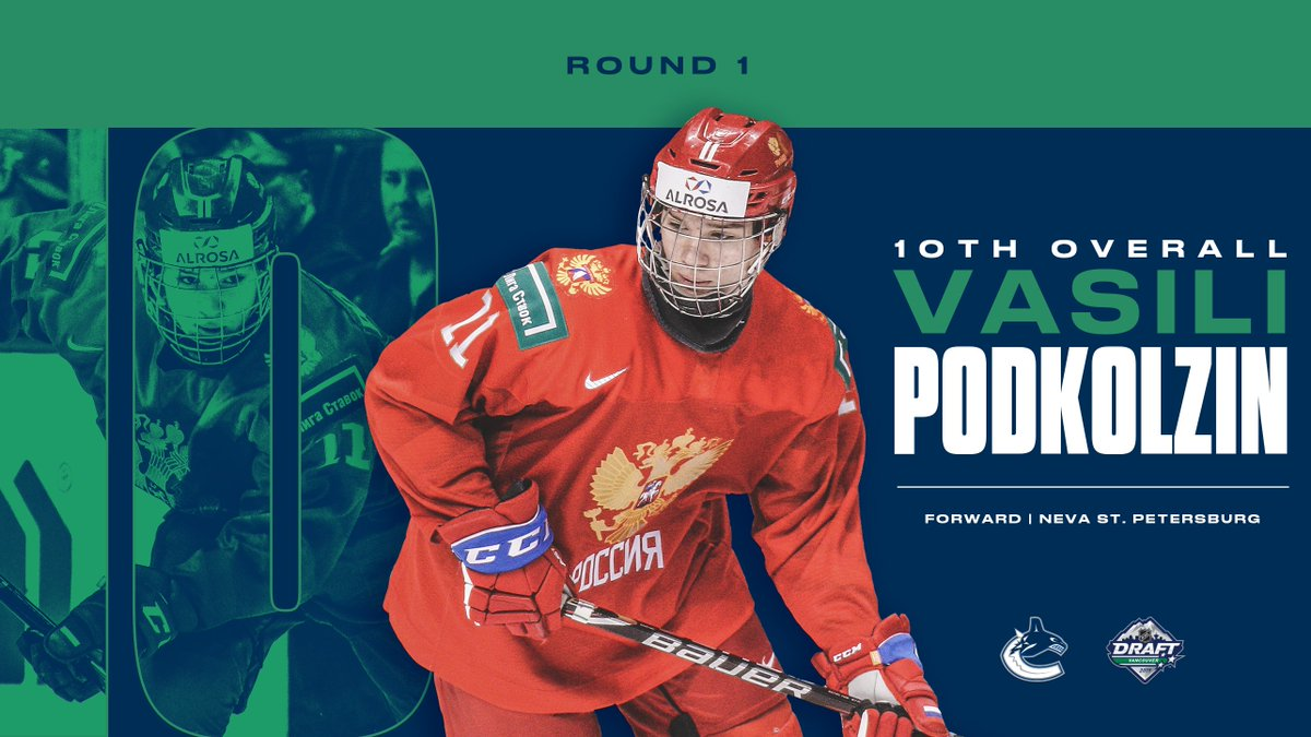 Image result for vasili podkolzin canucks