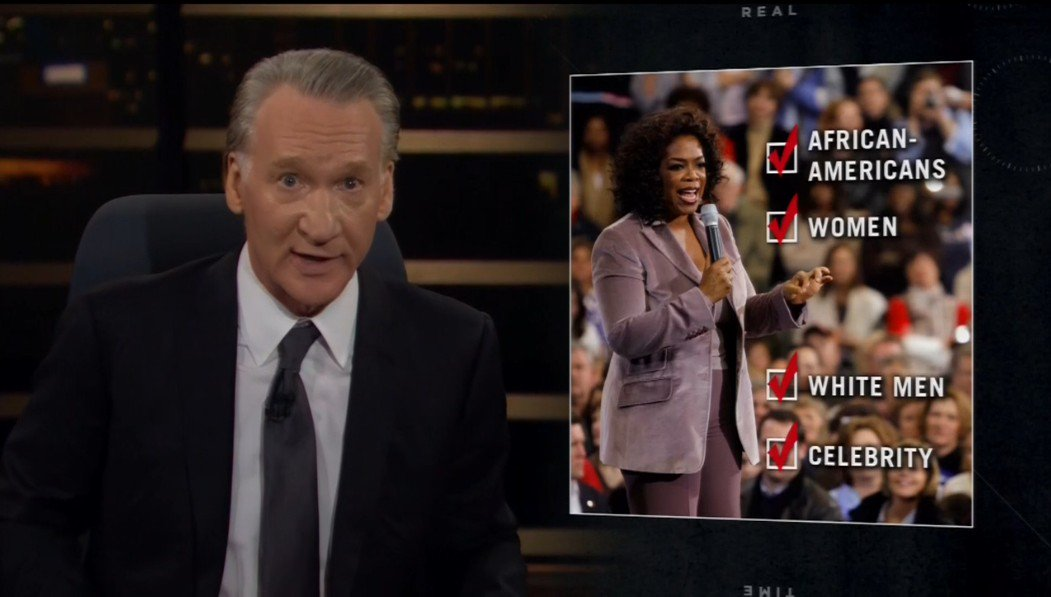At this particular moment in history, in this particular election year, @Oprah would be the only candidate who is a sure-thing winner for the Democrats.